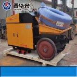 合肥二次構造柱砂漿輸送泵小型混凝土輸送泵