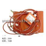 矽膠柔性電熱板