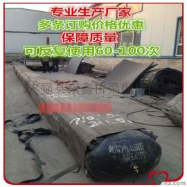 八角形760*560*17米空心板充气芯模可以使用次 衡水东鑫的橡胶气囊可达60-100次 保障产品质量