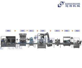 供应 珠海冠浩ZE-250D 回转式枕包机