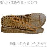 鞋底厂直销PVC软木博肯鞋拖鞋鞋底