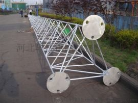 25米GJT型圆钢避雷塔厂家报价