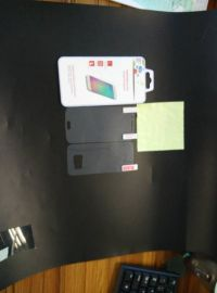 定做手机保护膜三星S6edge全屏保护膜 S6edge+全屏自动排气保护膜 手机防爆膜
