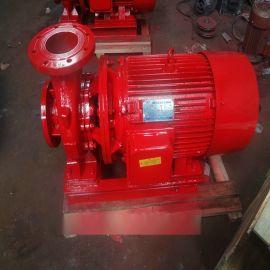 XBD-ISW臥式增壓消防泵