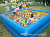 甘肃省酒泉市充气海洋池好玩的海洋球厂家批发