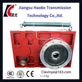 江苏省齿轮箱生产厂家 齿轮箱 ZLYJ133塑料挤出机用齿轮箱