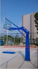 供应凯璇1012凯璇深圳宝安大小头固定式篮球架深圳篮球架厂家
