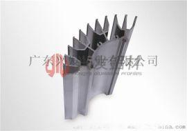 佛山兴发铝材厂家  铝型材散热器价格规格定制