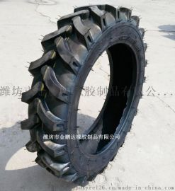 农用拖拉机轮胎8.3-24 R-1 人字型胎面花纹
