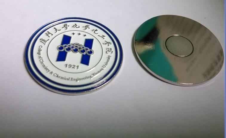 长沙金属徽章订做衡阳个性胸章制做胸牌生产工厂