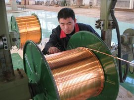 紫铜扁线厂家,2.5*15mm电工紫铜扁线价格