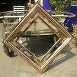 【佛山不锈钢】不锈钢镜框线条 不锈钢装饰造型 质量稳定 美观持久
