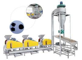 橡胶塑料PVCPE磨粉机三组