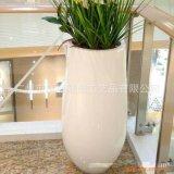 時尚高檔玻璃鋼花鉢花箱 戶外景觀裝飾大花箱園藝花盆