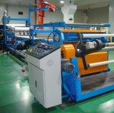 金韦尔提供PVC透明软/硬片挤出生产线设备 PVC硬片材设备