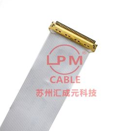 供应I-PEX 20454-230T 单头焊接FPC屏线