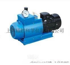 WX-4无油旋片式真空泵  小型无油真空泵(三相 抽气速率4L/S)
