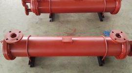 铭鑫牌GL系列列管式油水冷却器