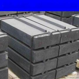 反击破合金板锤价格 制砂机高铬合金锤头厂家
