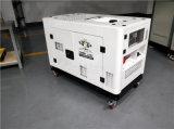 内燃12千瓦静音柴油发电机
