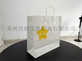 牛皮纸袋 服装环保手提袋