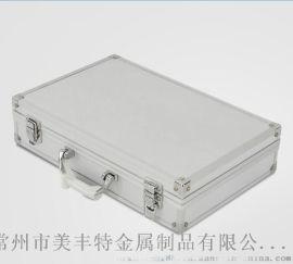汽车维修工具手提铝箱 电子装备仪器箱