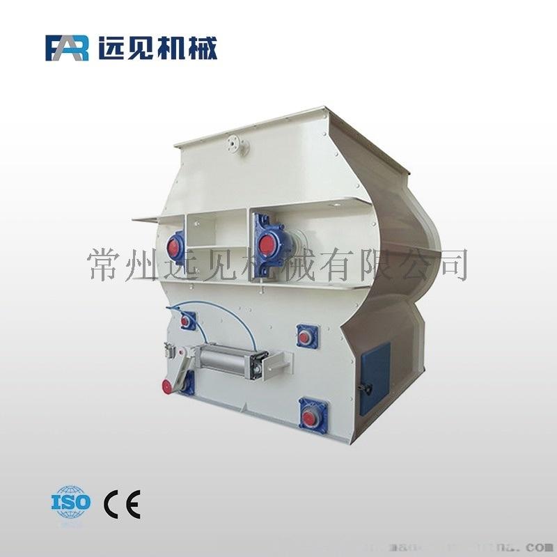 SHSJ禽飼料機械雙軸高效混合機