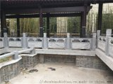 河道簡易石雕欄杆、橋樑精品石護欄、公園小區防護欄