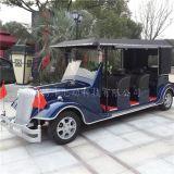 供应无锡6座电动老爷车,贵宾接待游览车,房产看房车
