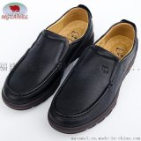 供應MG CAMEL真皮商務休閒男鞋圓頭低幫青年英倫休閒男士皮鞋