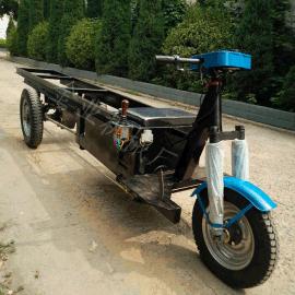 厂家直销电动水坯车 电动三轮干坯车 电动空架车