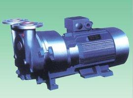 整体结构—机2BV水环真空泵