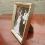 加工定制 金银色婚纱影楼相框画框 简欧7寸8寸10寸摆台小相框