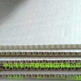 厂家定制批发中山全兴钙塑瓦楞板
