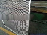 外墙网格铝板【装饰效果】拉网铝单板幕墙装饰