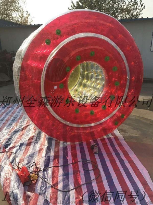 彩色水上滚筒球2.2*2.4多少钱?
