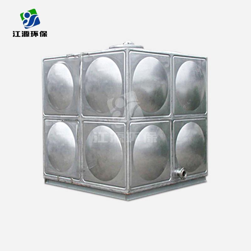厂家直销环保不锈钢水箱 生活消防不锈钢水箱学校环保不锈钢水箱