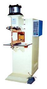 立式氣動精密數控交流點凸焊機 (PW80Q)