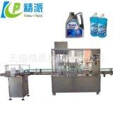 全自动液体灌装生产线 大剂量液体灌装机 大瓶糖浆液体灌装机