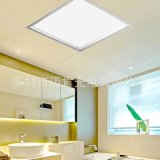 LED面板灯 石膏板LED吊顶灯 12W集成吊顶LED平板灯厨卫灯照明批发