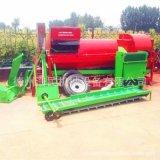 花生摘果机自动装车装袋花生去秧机高效 花生摘果机