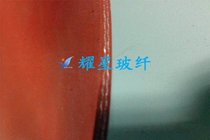 地铁玻纤垫 重庆两布三胶硅胶布 重庆地铁硅胶布 硅胶板