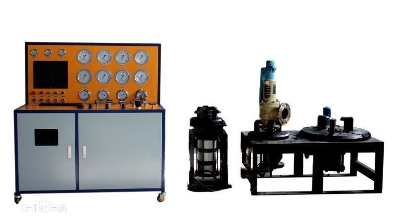 厂家供应山东安全阀压力校验台 安全阀压力测试 试验机