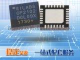CP2102-GMR USB轉換串口晶片