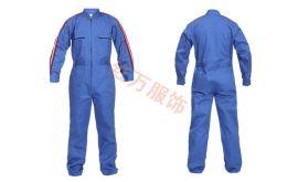 上海紅萬服飾定制長袖工作服 短袖工作服