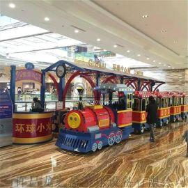 传统无轨小火车 商场火车 42座电动火车设备