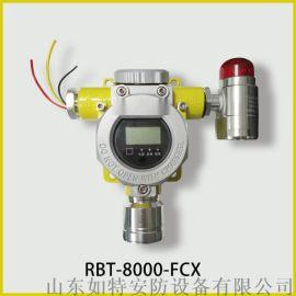 点型防爆设计4-20ma有毒/可燃气体探测器