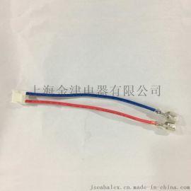 3芯压接端子线液晶版控制线缆连接线,线束定制加工