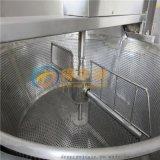 DR系列自动出料  条油炸锅 可以排渣的麻花油炸机