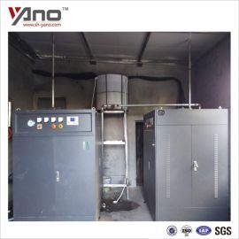 山西吕梁新星集团冬季供暖用全自动常压电热水锅炉